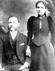 Matilda Elizabeth [nee Wells] & Spouse Henry Groves